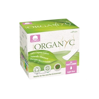 Organ(y)c 100% Organic Cotton Panty Liners
