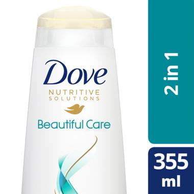 Dove Damage Solutions Beautiful Care Shampoo + Conditioner