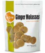 WOW Baking Ginger Molasses Cookies