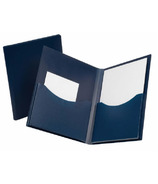 Oxford Double Stuff Twin Pocket Folder
