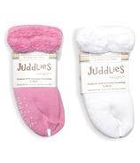 Juddlies Infant Socks Sachet Pink