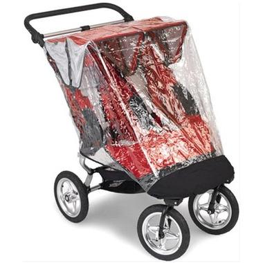 Buy Baby Jogger City Mini Double Rain Cover At Well Ca