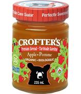 Crofter's Organic Apple Premium Spread