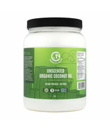Naked Cococnuts Unscented Coconut Oil Large