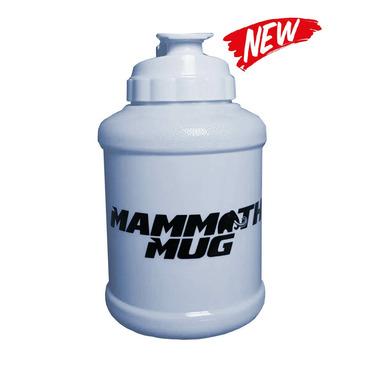 Mammoth Mug Solid White
