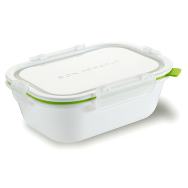 Box Appetit Lunch Box Rectangle Large Lime