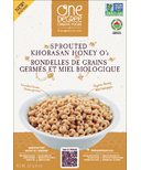 One Degree Sprouted Khorasan Honey O's Cereal