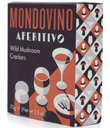 Mondovino Artisan Biscuits Wild Mushroom Crackers