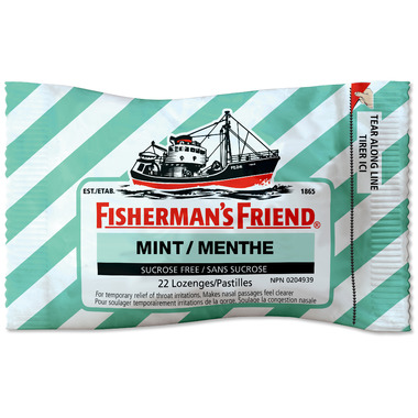 Fisherman\'s Friend Mint Lozenges