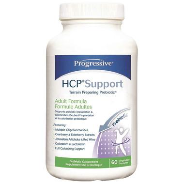 Progressive HCP Support Terrain Preparing Prebiotic