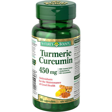 Nature\'s Bounty Turmeric Curcumin
