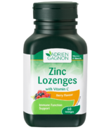 Adrien Gagnon Zinc Lozenges with Vitamin C Berry Flavour