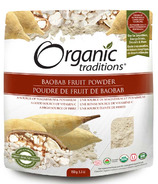 Organic Traditions Baobab Fruit Powder