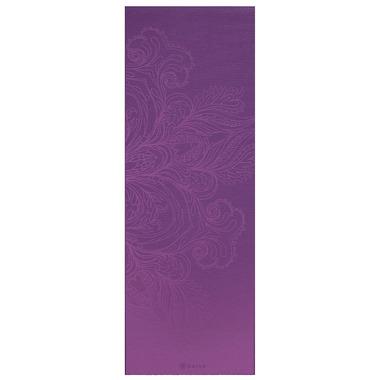 Gaiam Printed Yoga Mat 4 mm Fading Flower