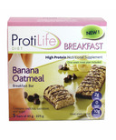 ProtiLife Banana & Oatmeal Breakfast Bar