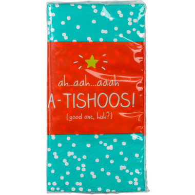 Happy Jackson Pocket Tissues A-Tisshoo\'s!