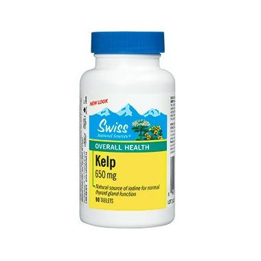 Swiss Natural Kelp