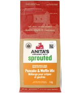 Anita's Organic Mill Organic Sprouted Whole Wheat Pancake & Waffle Mix