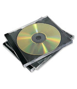 Fellowes CD/DVD Jewel Cases