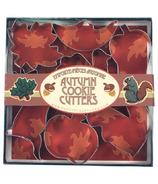 Autumn Cookie Cutters