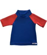 Bummis UV-Tee Navy & Red
