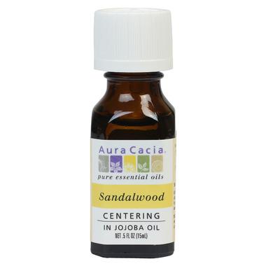 Aura Cacia Sandalwood Essential Oil