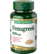 Nature's Bounty Fenugreek