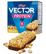 Vector Protein Peanut Chewy Bars