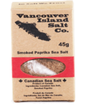 Vancouver Island Salt Co. Smoked Paprika Canadian Sea Salt