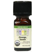 Aura Cacia Orange Sweet Organic Essential Oil