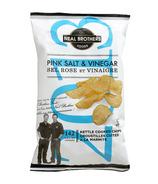 Neal Brothers Pink Salt & Vinegar Kettle Chips