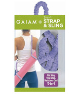Gaiam 3-in-1 Strap & Sling