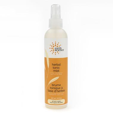 Earth Science Herbal Tonic Skin Rejuvenating Mist