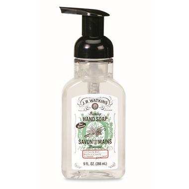 J.R. Watkins Vanilla Mint Foaming Soap