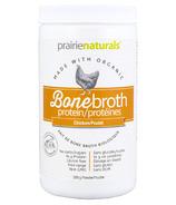 Prairie Naturals Organic Chicken Bone Broth Protein