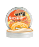 Crazy Aaron's Thinking Putty Amber