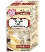 XO Baking Gluten Free Vanilla Gourmet Cake Mix