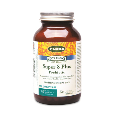Udo\'s Choice Super 8 Plus Probiotic