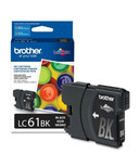 Brother LC61BKS Series Black Ink Cartridge