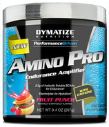 Dymatize Amino Pro with Caffeine Fruit Punch