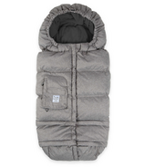 7 A.M. Enfant Blanket 212 Evolution Heather Grey