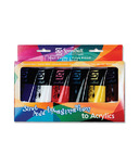 Speedball Acrylic Paint Set