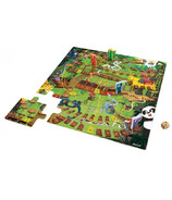 Janod Jungle Snakes & Ladders