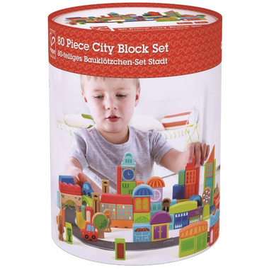 Hape City Block Set