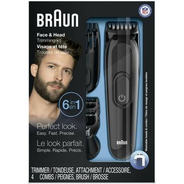 Buy Braun 6 In 1 Multi Grooming Kit At Well Ca Free