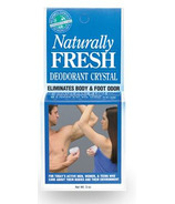 Naturally Fresh Deodorant Crystal Stone