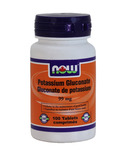 NOW Foods Potassium Gluconate
