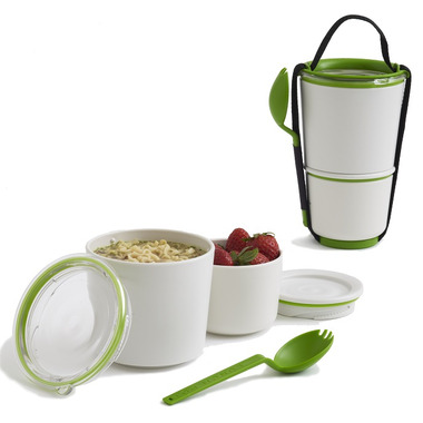 Box Appetit Lunch Pot Lime