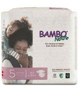 Bambo Nature Premium Baby Diapers Size 5