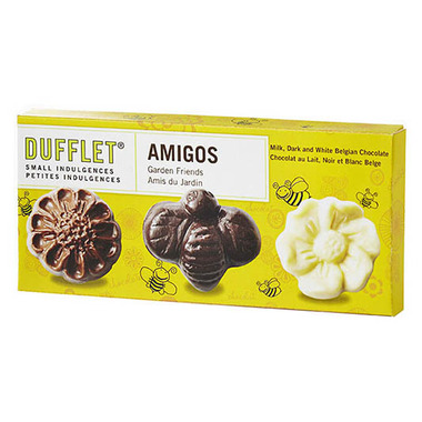 Dufflet Small Indulgences Amigos Garden Friends
